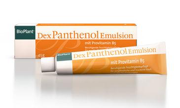 Bioplant<sup>®</sup> DexPanthenolEmulsion