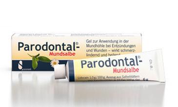 Parodontal<sup>®</sup>-Mundsalbe