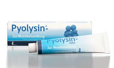 Pyolysin<sup>®</sup> -Salbe