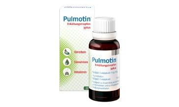 Pulmotin<sup>®</sup> Erkältungstropfen 3plus