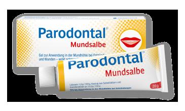 Parodontal<sup>®</sup> Mundsalbe