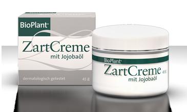 Bioplant<sup>®</sup> Zartcreme