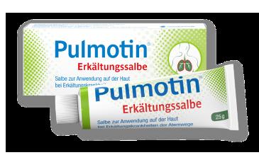 Pulmotin<sup>®</sup> Erkältungssalbe